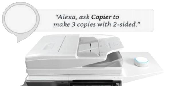 Copier Voice Assist